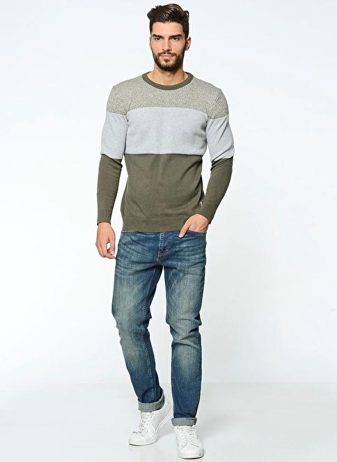 Mustang Jean Pantolon | Normal Bel Skinny Renkli